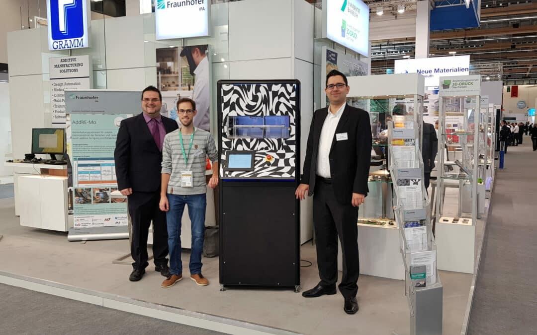 isepos GmbH auf der Formnext